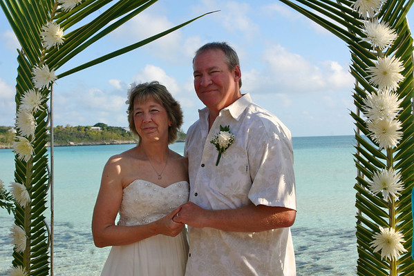Debbie and Wayne's Wedding