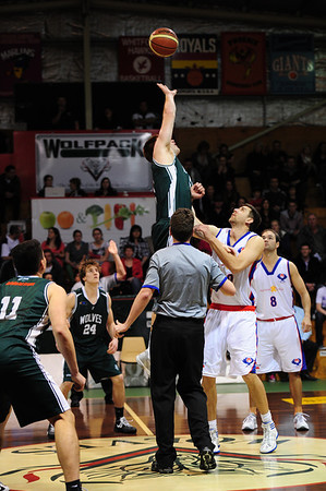 Wollves Vs Eagles 24082012