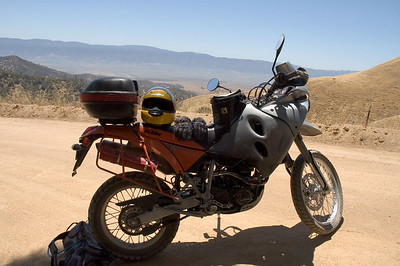 07-2006 Parkfield Dual Sport Ride