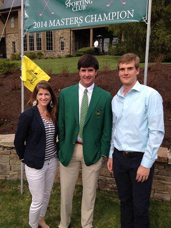 Pictures with Bubba Watson