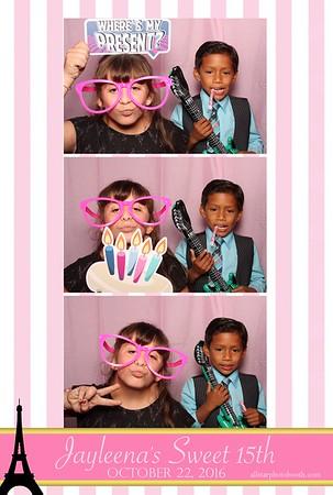 Jayleen's Sweet 15