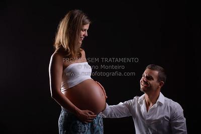 Mariana e família