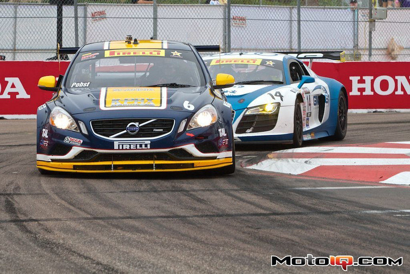 Randy Pobst K-PAX Racing
