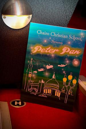 Chairo- Peter Pan