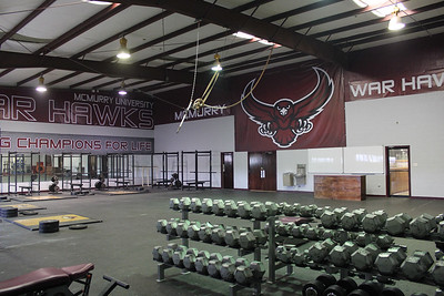 Strength & Conditioning Center Renovation - Summer 2016