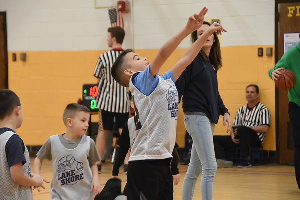 Joey's Basketball - 15 Dec. 2018