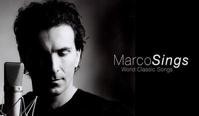 MARCO SINGS