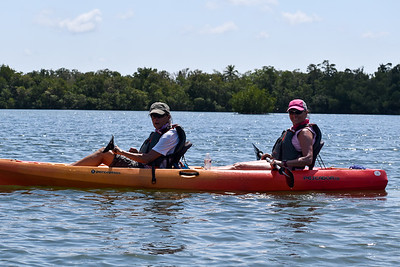 1230PM Heart of Rookery Bay Kayak Tour - Sena & Puleo