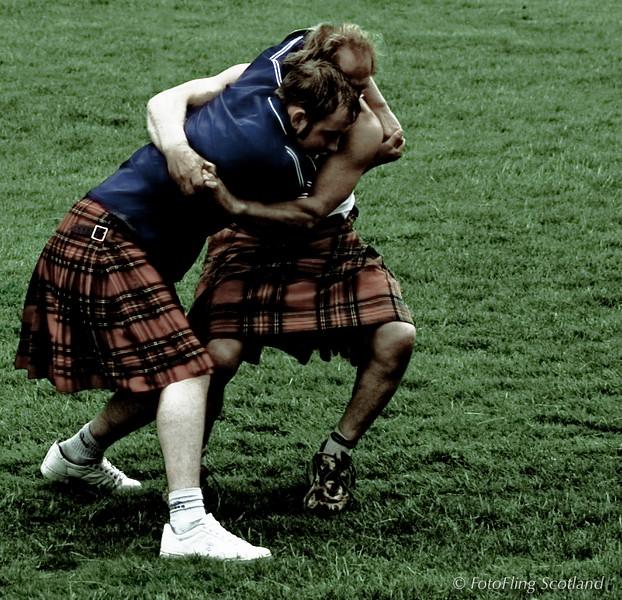 Stirling Highland Games 2002