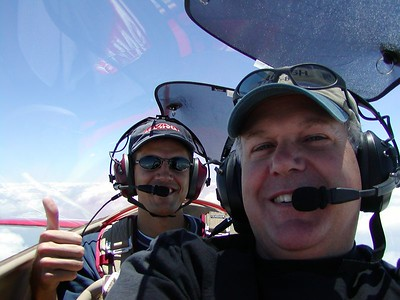 RV-8 Flying with Joe