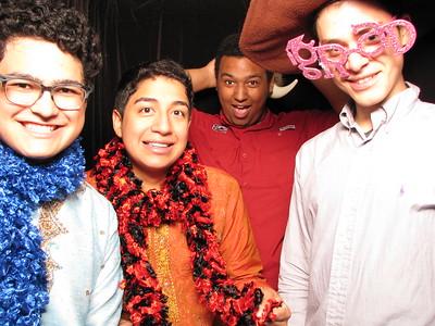 Shashaank's Graduation Party