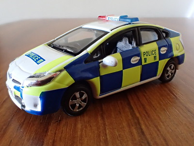 BS04 Police Vehicle Set