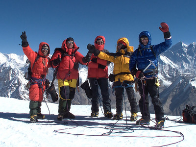 Nepal, Expedition, 2012