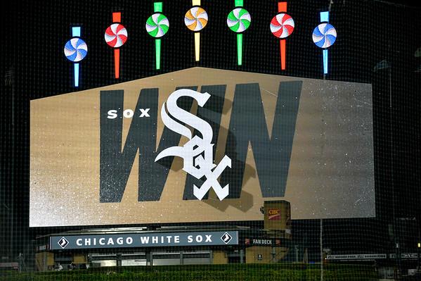 Chicago White Sox vs Cleveland Indians 08072020