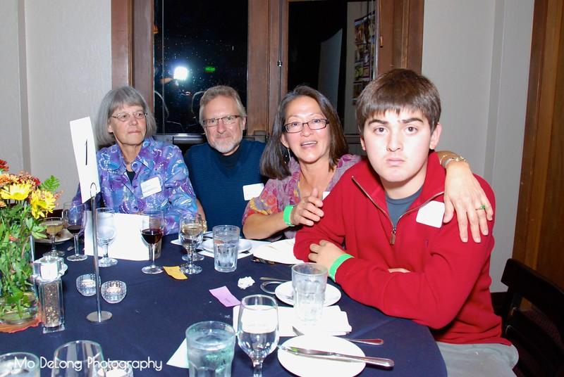 Nancy Brookshire and Greg, Selina and Zack Wajnowski.jpg