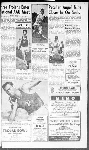 Summer News, Vol. 3, No. 4, June 28, 1948