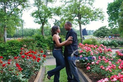 Nikole & Monty's Engagement Pictures