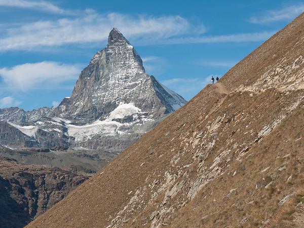 Treks in the Alps
