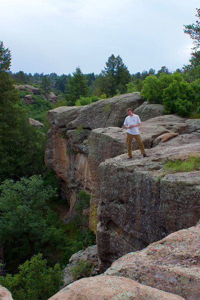 2016 Castlewood Canyon State Park