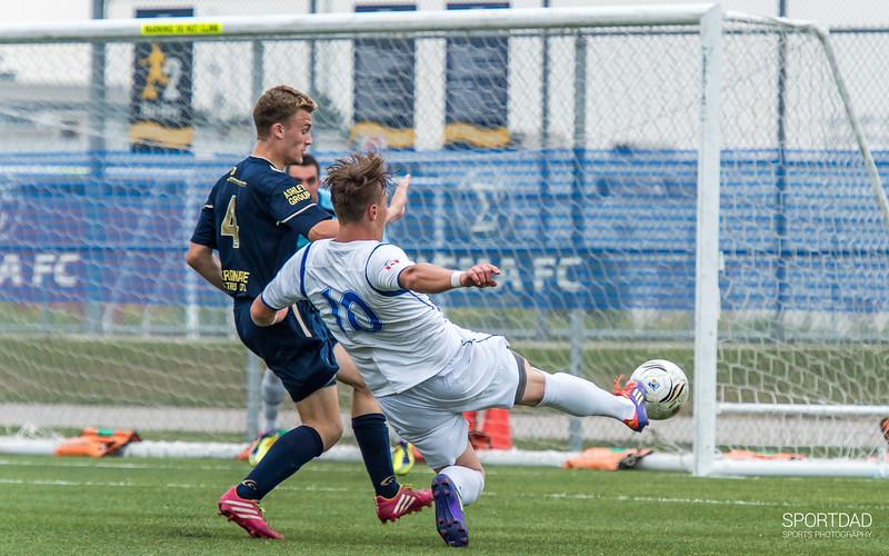2014-08-30 CSL Milton FC vs Toronto Croatia B