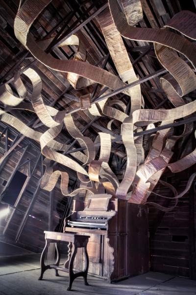 The Organ in the Church Trap