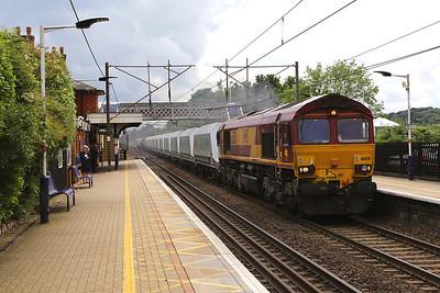 Class 66 DBC