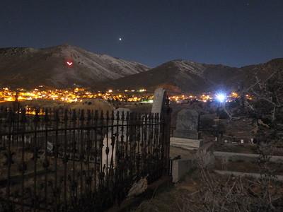 Old Nevada Cemeteries