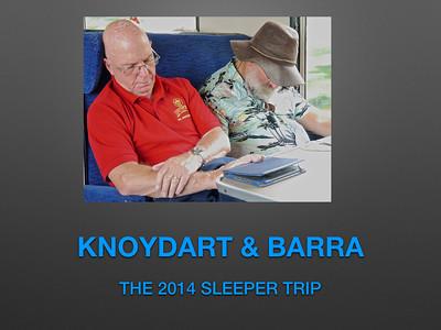 Knoydart & Barra sleeper trip