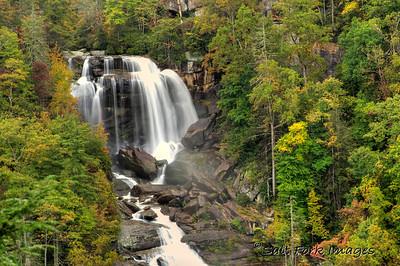 Whitewater Falls, North Carolina - 10/7/12