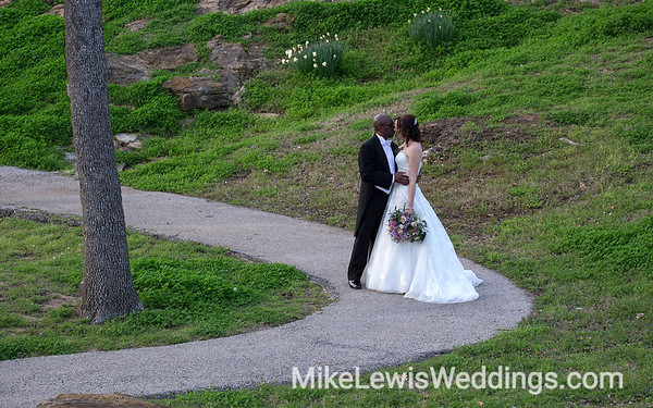 Annie & Raymond Wedding at Grapevine DFW Lakes Hilton