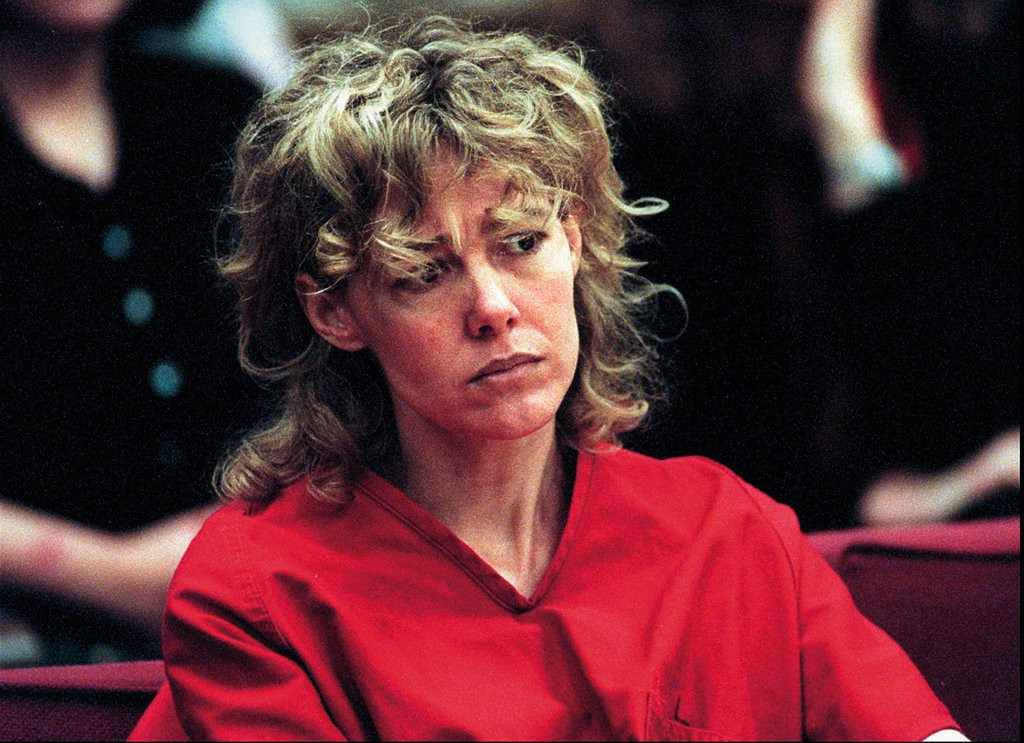 ". <p>7. (tie) MARY KAY LETOURNEAU <p>The slippery slope of criminal life: From child rape to unpaid parking tickets. (unranked) <p><b><a href=\'http://www.foxnews.com/us/2014/01/07/mary-kay-letourneau-former-teacher-in-sex-scandal-jailed-in-seattle/\' target=""_blank\""> HUH?</a></b> <p>     (AP Photo/Alan Berner, Pool. File)"