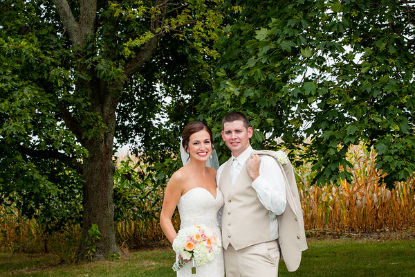 Stacy - Bride and Groom