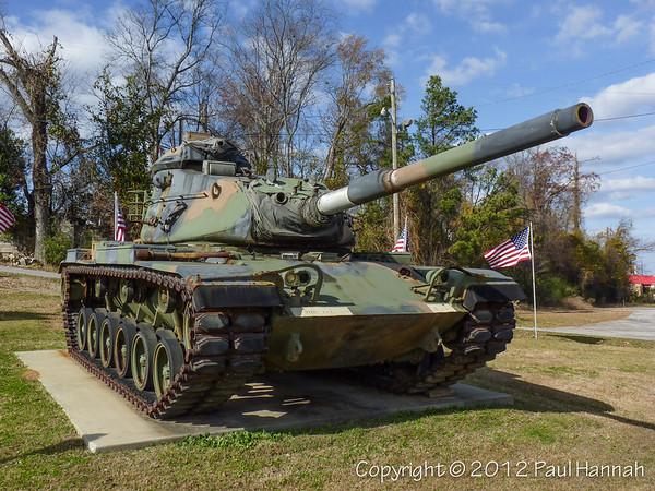 AL Post 255 - Fultondale, AL - M60A3