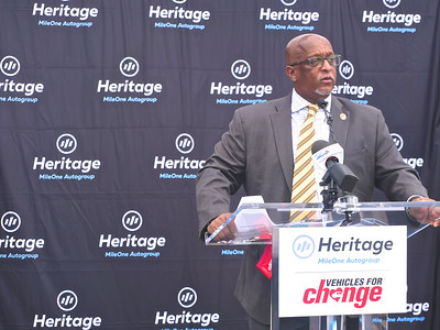 June 24, 2020 - Vehicles for Change Program, sponsored by Heritage Automotive Group