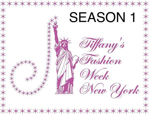Tiffany's Fashion Week NY - Season 1