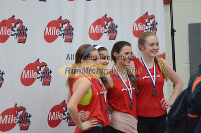 Girls' Awards - 2014 MITS State Meet