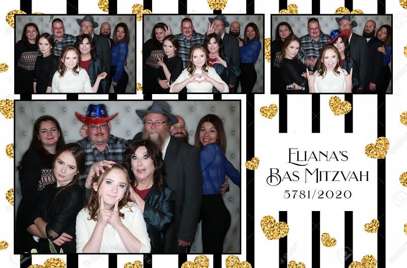 11/22/20 - Eliana's Bas Mitzvah
