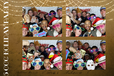 5 CCG Holiday Party