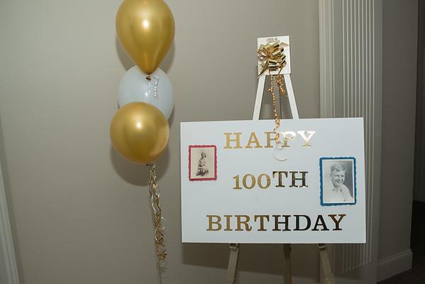 100th Birthday Kling