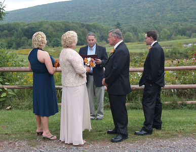 Bill and Rhonda Rehrig's Wedding 9-13-08
