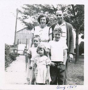 Gene Clark's Family