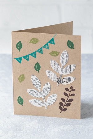10 Simple DIY Thank You Cards