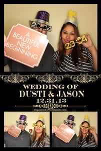 Dusti & Jason Wedding