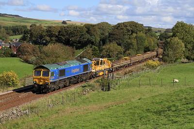 Newcastle to Carlisle Line.