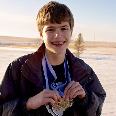 2014 Regional Science Olympiad Medals