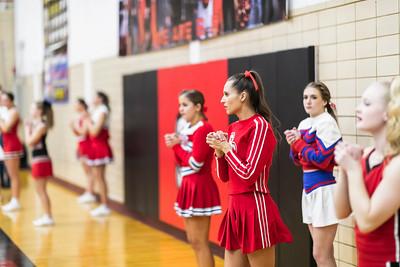 Bear River Highschool Basketball