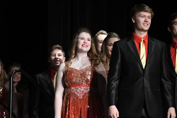 Gold Show Choir - Practice