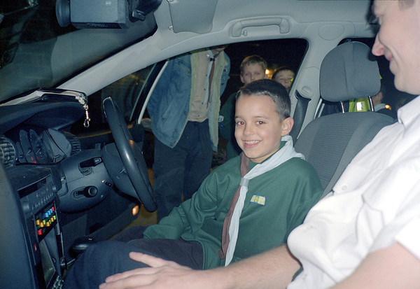 Cubs at Catford Traffic Police 2002