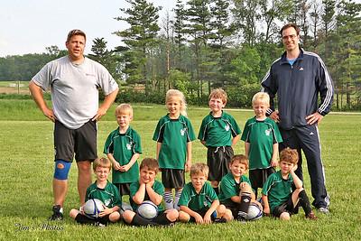 Youth Soccer - June 07, 2008 Magic Mandrills