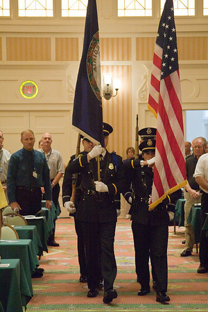 2008 VACP A/C: Opening Ceremonies & Training
